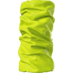 Dynafit Logo Calentador de Cuello, amarillo